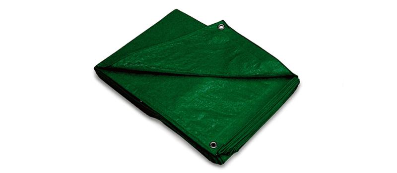 green tarps