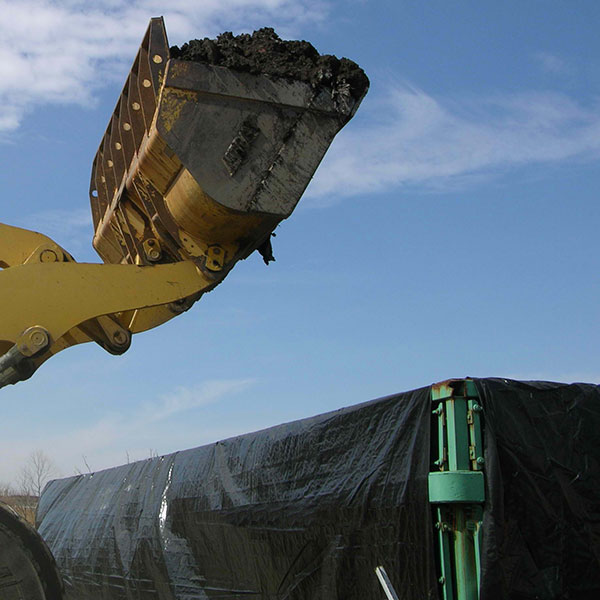 railcar and dump truck liners