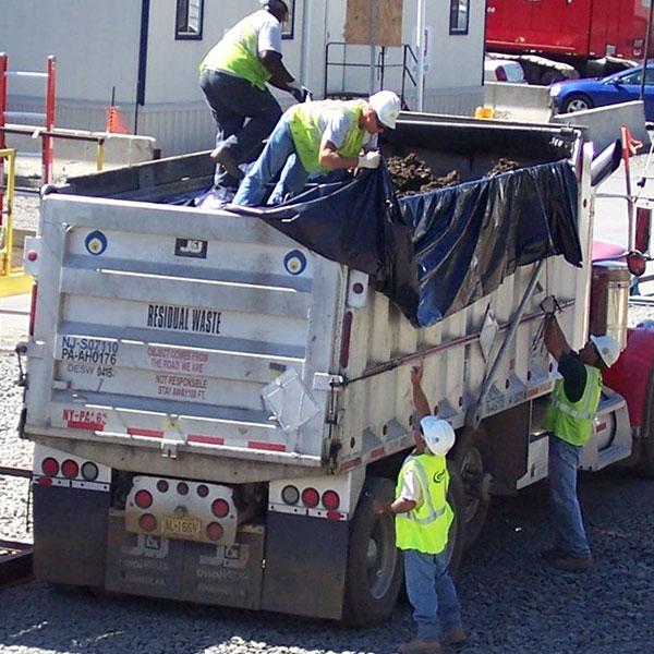 dump truck liners