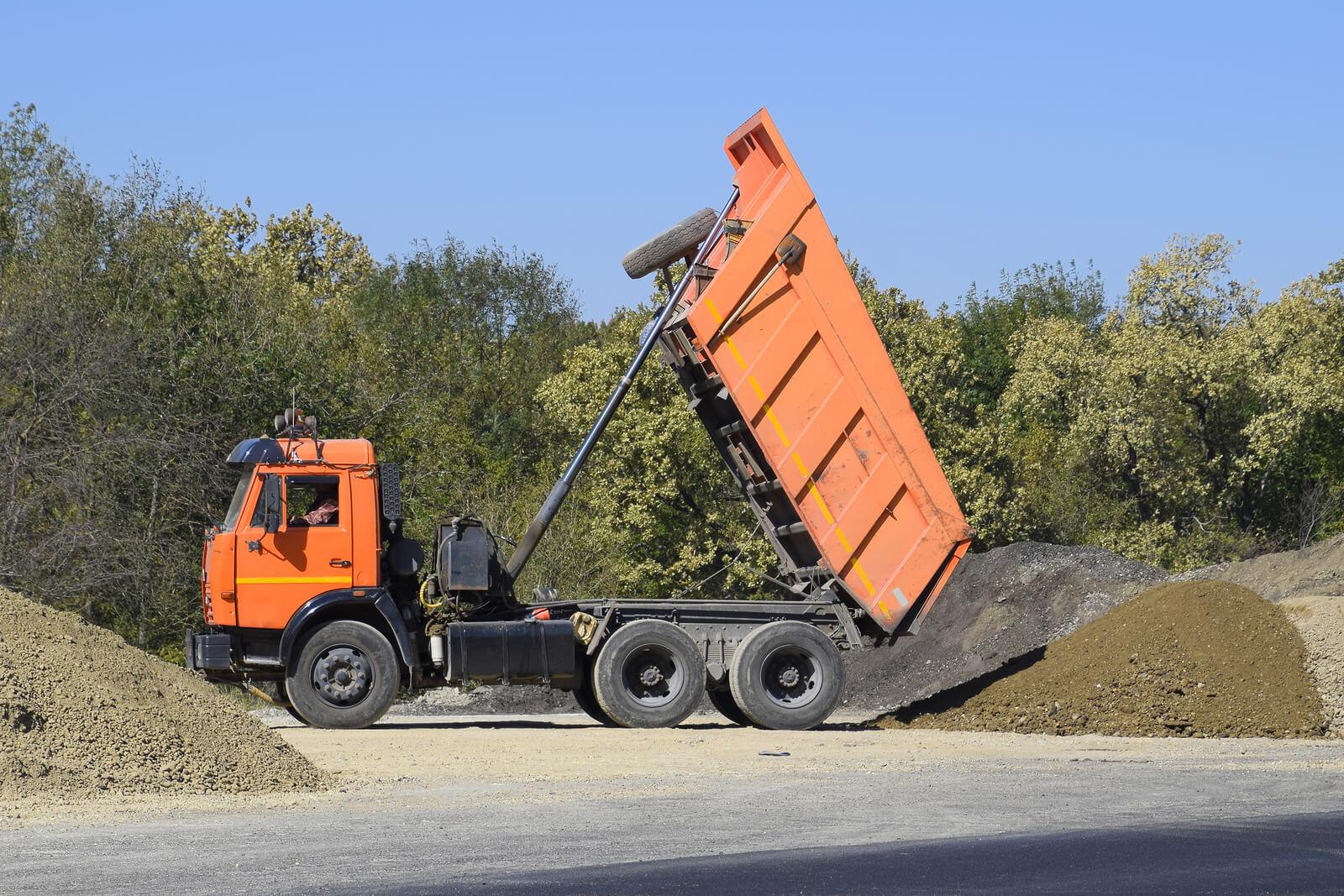 Polyethylene dump truck liners