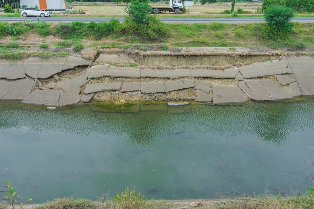 erosion control geogrid