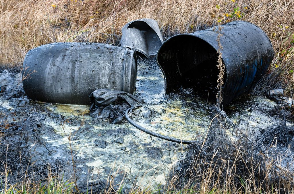 marine spill response