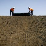 Erosion Control Mats - Steep Slope and Channel Installation