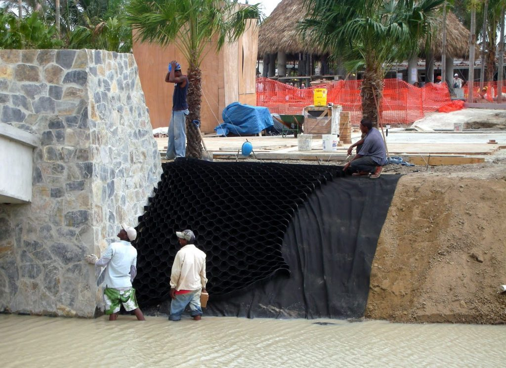 temporary water diversion products