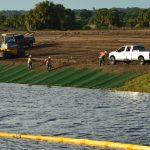 Shoreline Restoration Using IWT Cargoguard Products